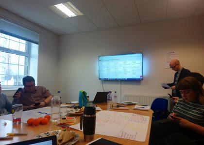 Digital Champions training visit