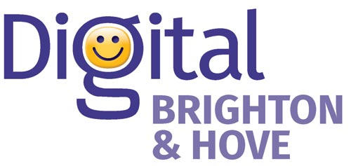 Digital Brighton and Hove logo