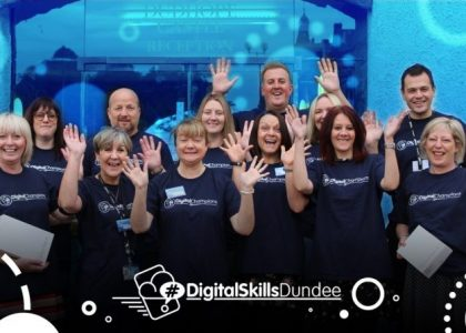 Dundee council? Digital Champions!